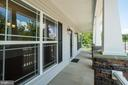 Large Fronch Porch - 705 KESWICK DR, CULPEPER