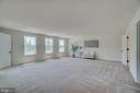 Extra large Master Bedroom - 705 KESWICK DR, CULPEPER