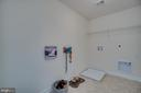 Laundry Room - 705 KESWICK DR, CULPEPER
