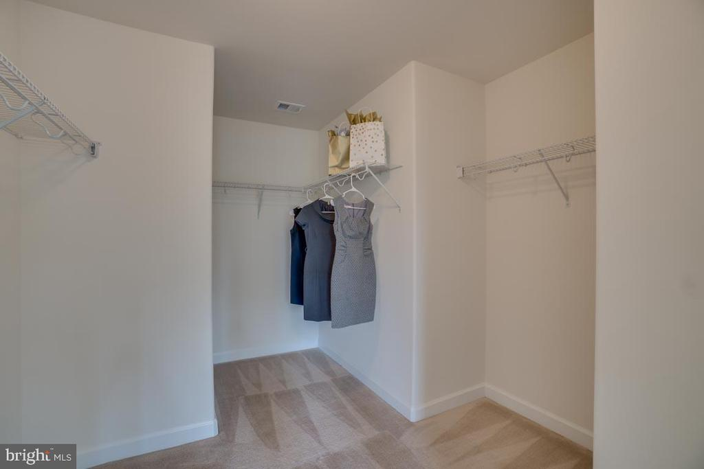 Walk-in-closet #2 - 705 KESWICK DR, CULPEPER