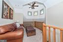 Loft space-use your imagination to transform this! - 9708 WOODLAKE PL, NEW MARKET