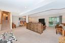 Fully finished basement with walkout - 9708 WOODLAKE PL, NEW MARKET