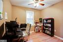 2nd bedroom/office space - 8506 SADDLE CT, MANASSAS
