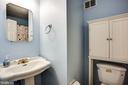 Upstairs hall bath - 8506 SADDLE CT, MANASSAS