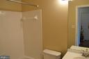 2nd Full Bath Room - 17356 WEXFORD LOOP, DUMFRIES