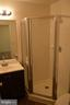 Full Bath Room On Basement - 17356 WEXFORD LOOP, DUMFRIES