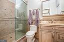 Bedroom 2 Full Bath - 9 WINNING COLORS RD, STAFFORD