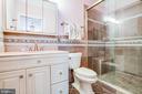 Bedroom 4 Full Bath - 9 WINNING COLORS RD, STAFFORD