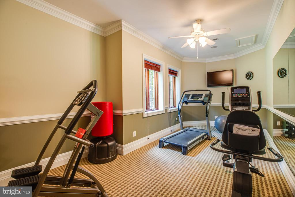 Exercise Room - 9 WINNING COLORS RD, STAFFORD