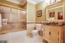 Full Bathroom Lower Level - 9 WINNING COLORS RD, STAFFORD