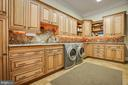 Over Sized Laundry Room - 9 WINNING COLORS RD, STAFFORD