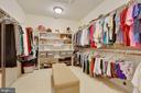 Master Closet 1 - 3003 WEBER PL, OAKTON