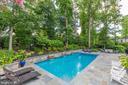 Resort Style Backyard 3 - 3003 WEBER PL, OAKTON