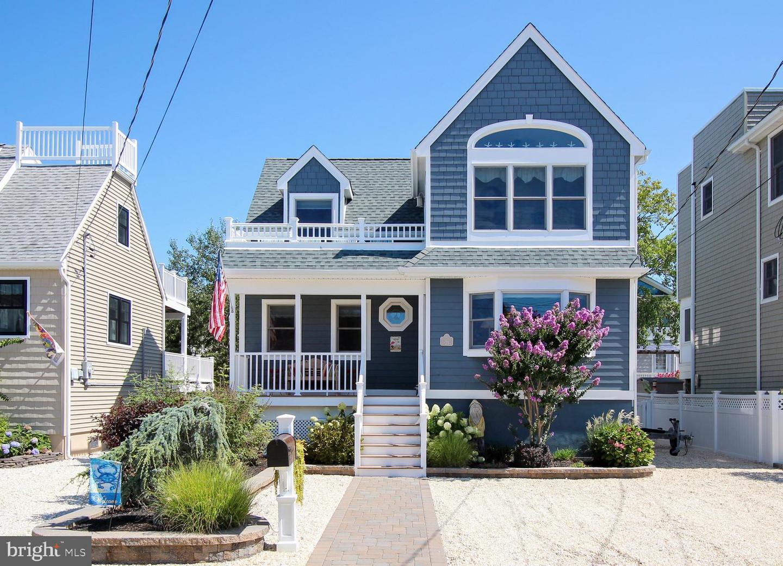 Single Family Homes для того Продажа на Beach Haven, Нью-Джерси 08008 Соединенные Штаты