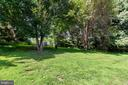 A big, open green space for games and play time - 9620 CHATHAMS FORD DR, VIENNA