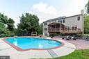 From any view, this yard says fun! - 9620 CHATHAMS FORD DR, VIENNA