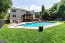A fun diving board for the adventurer! - 9620 CHATHAMS FORD DR, VIENNA