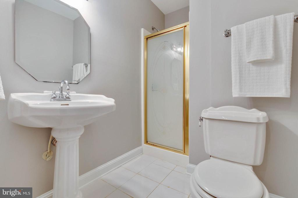 Lower level also has a full bath - 9620 CHATHAMS FORD DR, VIENNA