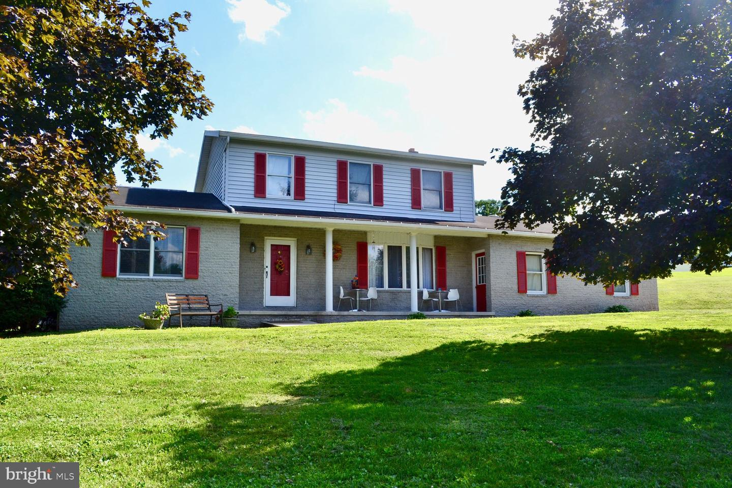 Single Family Homes for Sale at Bedford, Pennsylvania 15522 United States