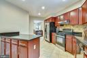 Spacious Kitchen with large Island - 749 S GRANADA ST S, ARLINGTON