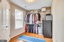 Master Bedroom 2- den/closet/yoga room - 3rd level - 749 S GRANADA ST S, ARLINGTON