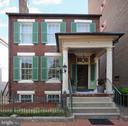 Grand Porch Entry - In Olde Town Fredericksburg - 611 CAROLINE ST, FREDERICKSBURG