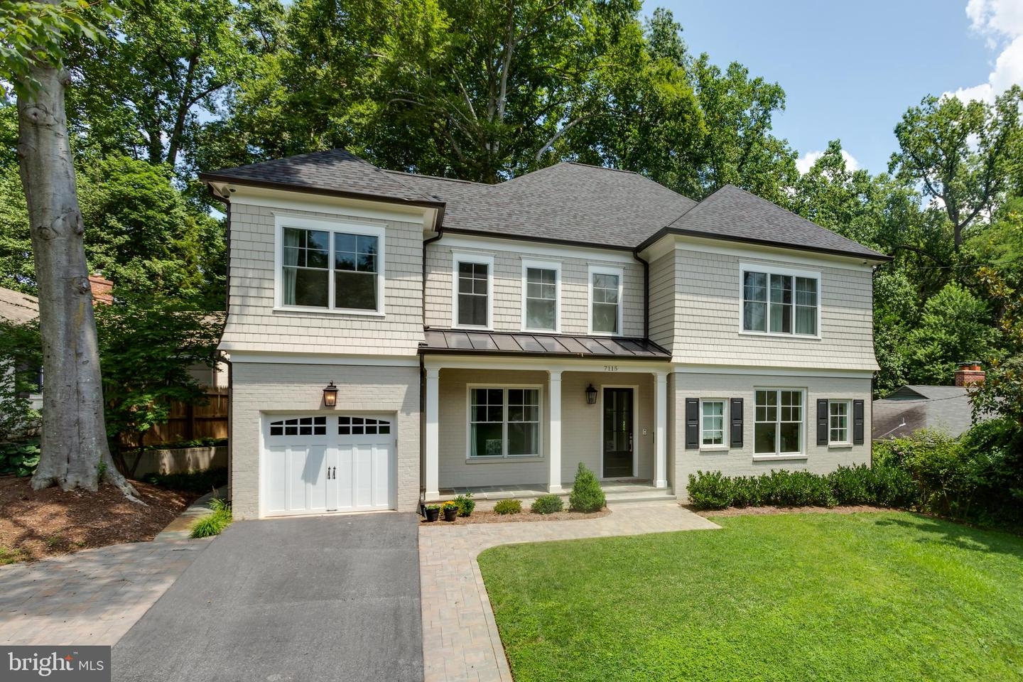 7115 EDGEVALE STREET, CHEVY CHASE, Maryland