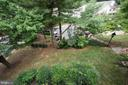 Peaceful view - 2224 SPRINGWOOD DR #106A, RESTON