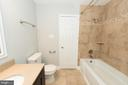 Updated dual entry bathroom - 2224 SPRINGWOOD DR #106A, RESTON