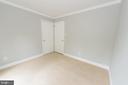2nd bedroom - 2224 SPRINGWOOD DR #106A, RESTON