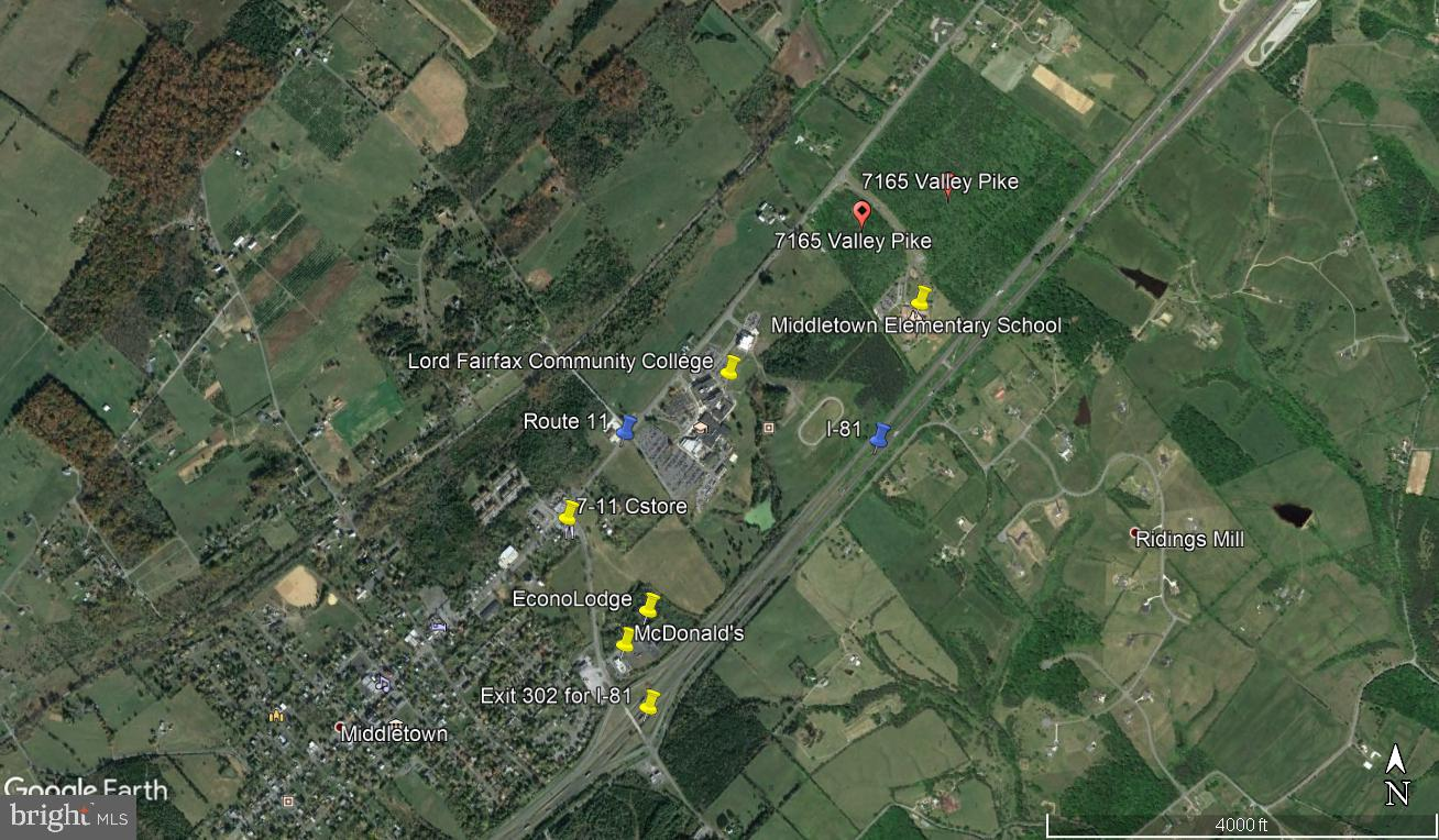 Land for Sale at Middletown, Virginia 22645 United States