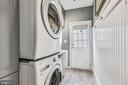 Updated Laundry Room with Utility Sink - 21536 INMAN PARK PL, ASHBURN