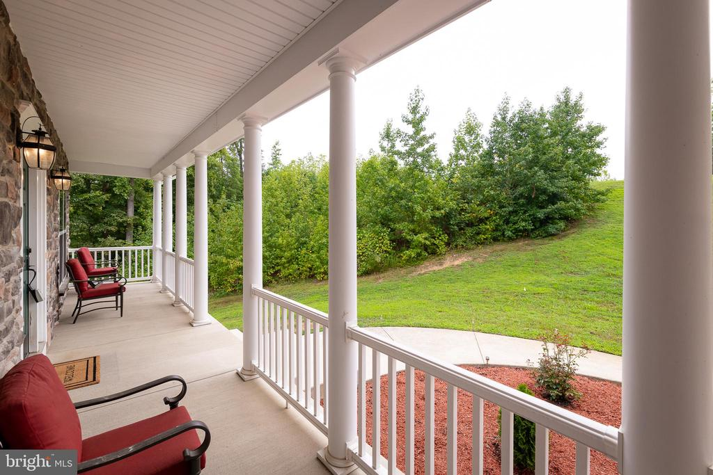 Front Porch - 301 MT HOPE CHURCH RD, STAFFORD