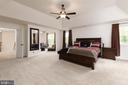 Master Bedroom - 301 MT HOPE CHURCH RD, STAFFORD