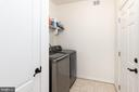 Laundry Room - 301 MT HOPE CHURCH RD, STAFFORD