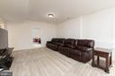 Lower Level Family Room - 301 MT HOPE CHURCH RD, STAFFORD