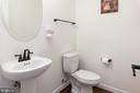Half Bathroom - 301 MT HOPE CHURCH RD, STAFFORD