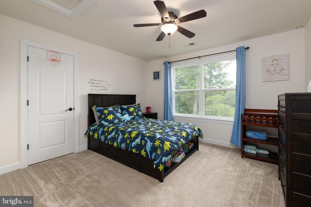 Bedroom #4 - 301 MT HOPE CHURCH RD, STAFFORD