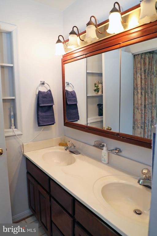 His & Hers Sinks - 7839 RIDGE RD, FREDERICK