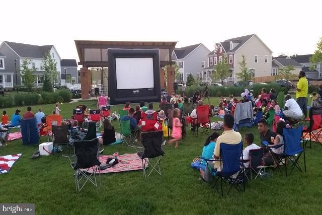 Park Movie Night. Photo Credit: EmbreyMill.com - 203 APRICOT ST, STAFFORD