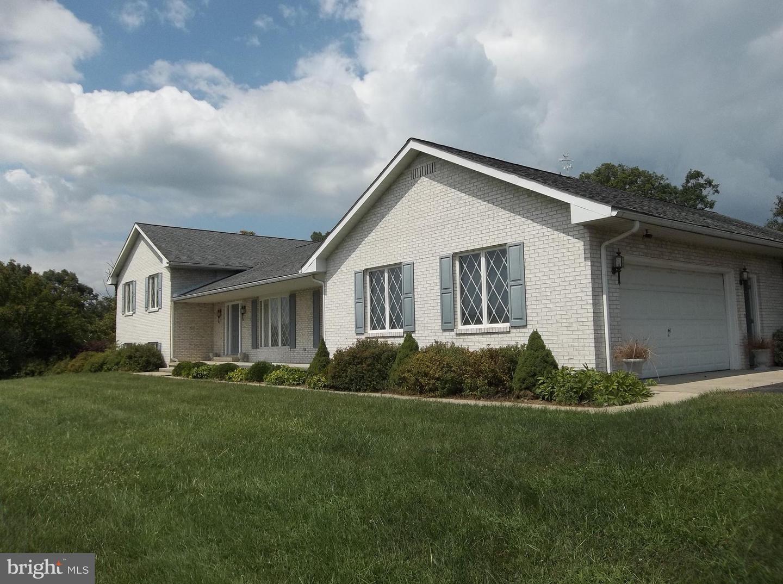 Single Family Homes 용 매매 에 Oldtown, 메릴랜드 21555 미국