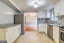 New Cabinets & Granite Countertops - 2996 SLEAFORD CT, WOODBRIDGE
