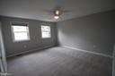 HUGE master bedroom - 2265 WHEYSTONE ST, VIENNA