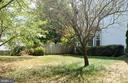 Side yard2 - 9437 WATERFORD DR, MANASSAS