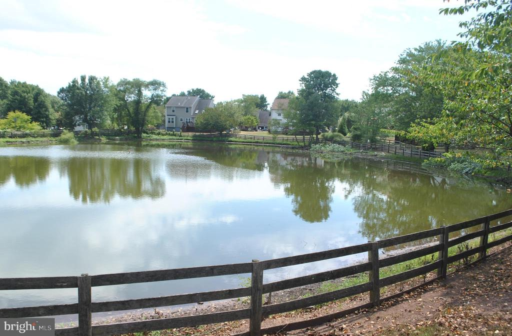 Community pond2 - 9437 WATERFORD DR, MANASSAS