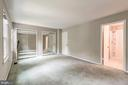 Master bedroom with plenty of closet space - 2183 GREENKEEPERS CT, RESTON