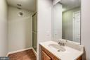 Third bathroom on lower level - 2183 GREENKEEPERS CT, RESTON