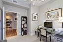 2nd Bedroom - 1348 EUCLID ST NW #204, WASHINGTON