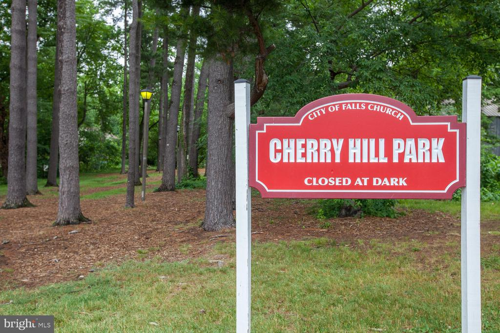 And Local Parks - 107 HILLIER ST, FALLS CHURCH