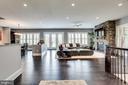 Open floor plan - 23039 WELBOURNE WALK CT, ASHBURN
